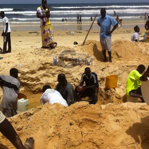 Pénurie d'eau à Dakar : Les cadres libéraux crachent du feu sur le Ps