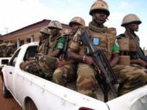 Près de 2000 soldats d'Afrique centrale sont déjà déployés en RCA.