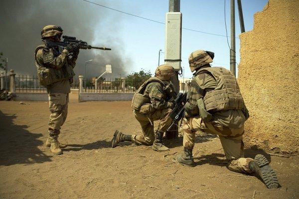 Urgent-Nord du Mali: les islamistes bombardent GAO à l'arme lourde