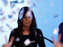 La présidente argentine, Cristina Fernandez Kirchner. REUTERS/Marcos Brindicci