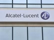 Les suppressions de poste chez Alcatel-Lucent vont toucher toutes les régions du monde. AFP PHOTO ERIC PIERMONT