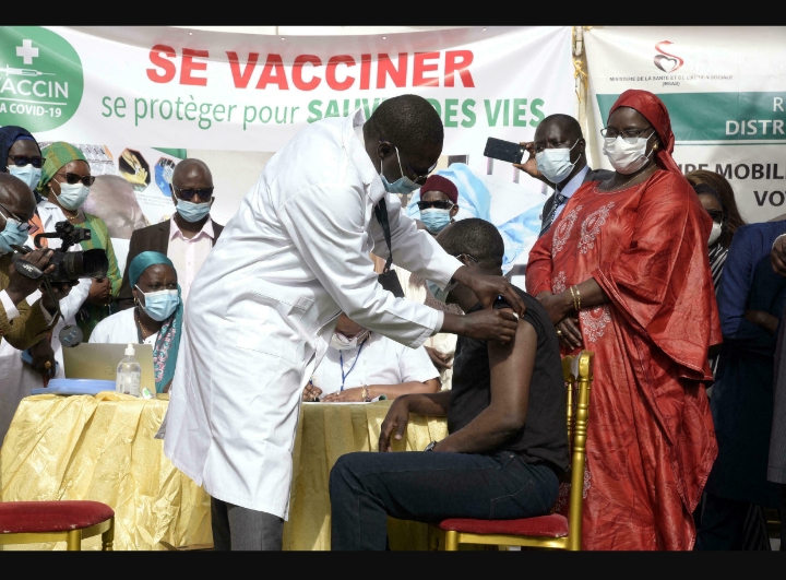 Covid-19 : le Sénégal deuxième pays le plus vacciné de l'Uemoa
