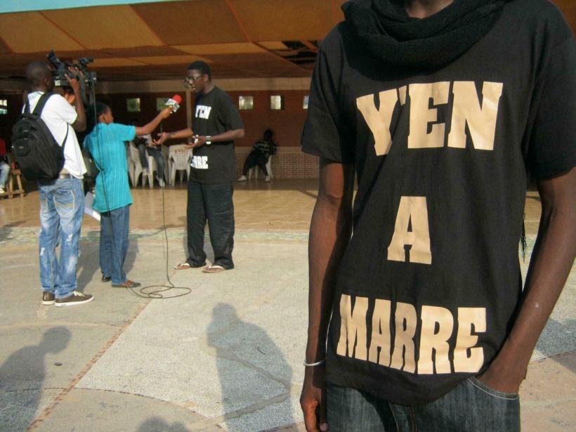 Y'En A Marre alerte contre «la liquidation du groupe D-Media»