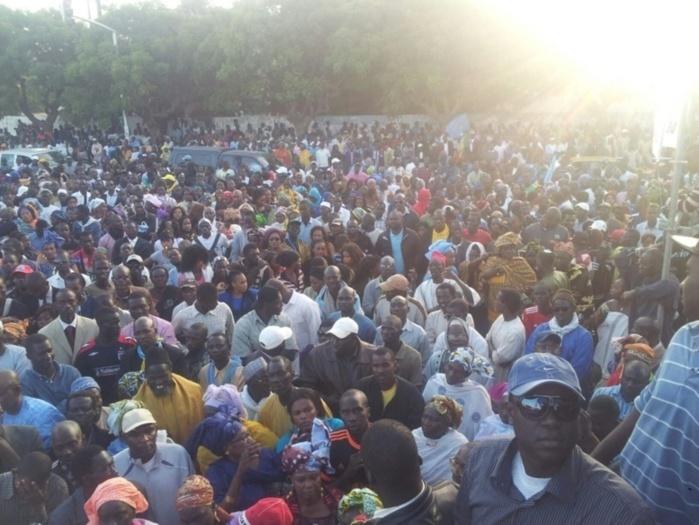 La Ligue des Masses constate l'impopularité record du Président Macky Sall