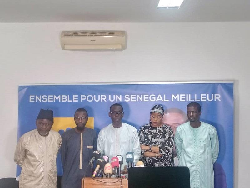 """Gueum sa Bopp dénonce un """"acharnement"""" du régime de Macky Sall sur Bougane Gueye"""