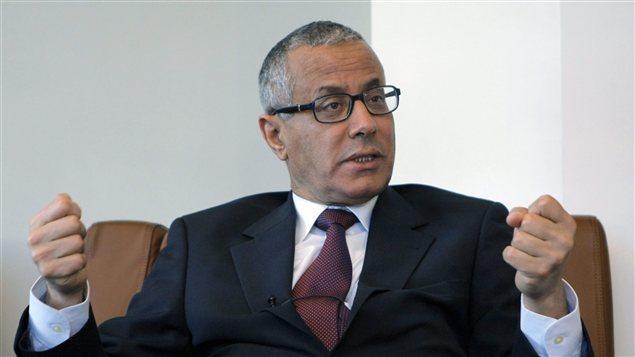 Ali Zeidan, Premier ministre libyen, enlevé en plein centre de Tripoli