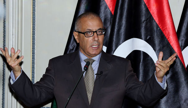 Libye: le Premier ministre Ali Zeidan libéré