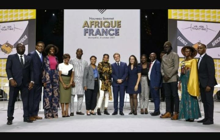 Sommet Afrique-France: retour sur le débat épique entre Macron et les jeunes Africains