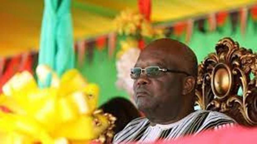 Burkina Faso : le président Kaboré débat avec les jeunes à propos de l'insécurité