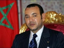 Le roi du Maroc, Mohammed VI. Reuters