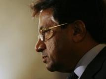 L'ancien président pakistanais Pervez Musharraf. REUTERS/Bobby Yip