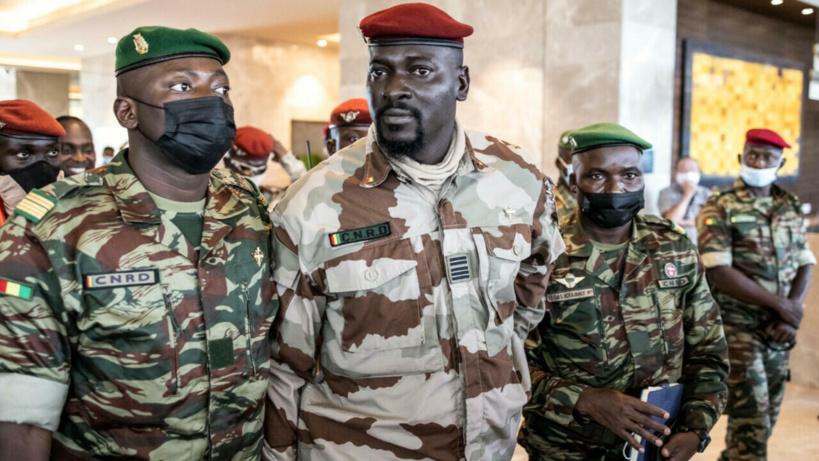 Libération d'Alpha Condé: le Colonel Doumbouya refuse la demande du Président sierra-léonais