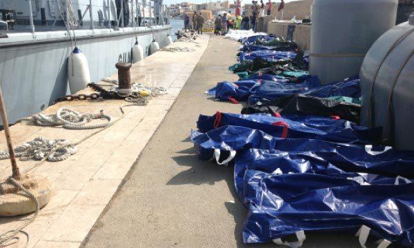 Europe: nouveau naufrage dramatique d'immigrés en mer Méditerranée