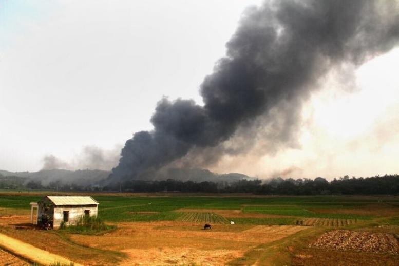21 morts dans l'explosion d'une usine de feux d'artifice au Vietnam