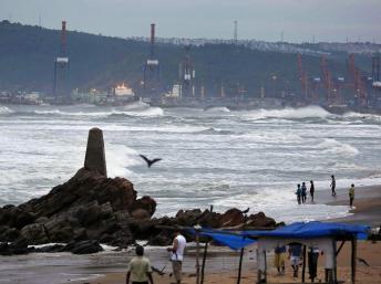 Cyclone Phailin: l'Inde en alerte rouge