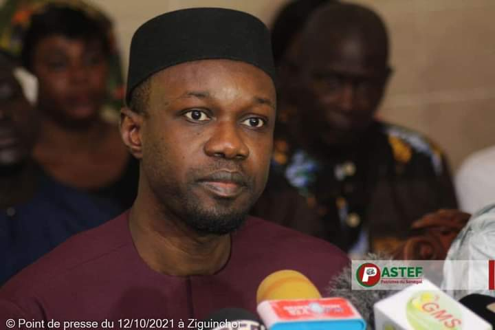 "Ousmane Sonko minimise Doudou Ka : ""mon alter ego c'est son père politique Macky Sall"""