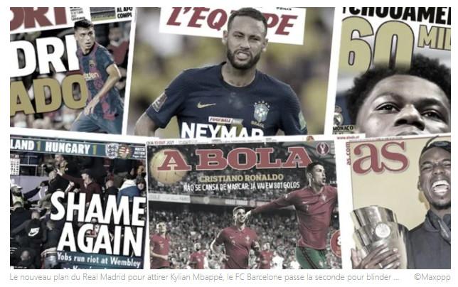 Le nouveau plan du Real Madrid pour attirer Kylian Mbappé, le FC Barcelone passe la seconde pour blinder ses pépitesf