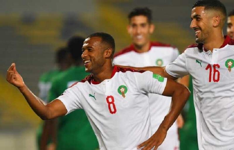 Qualifs Mondial 2022: le Maroc en barrage, l'Algérie continue sur sa lancée