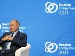 """Crise du gaz: Vladimir Poutine juge """"très important"""" de stabiliser le marché"""