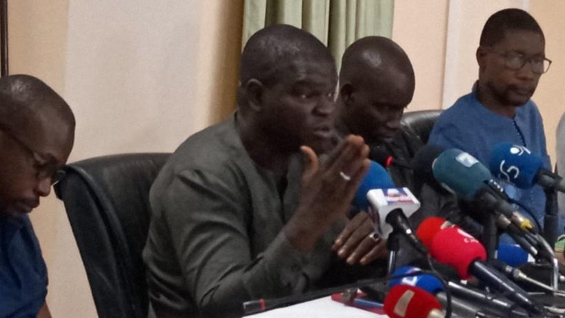 Mauvaises conditions des journalistes: le Synpics vilipende les patrons de presse et appelle l'Etat au secours