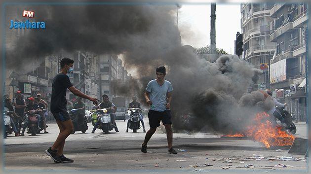 Liban: un mort et huit blessés dans une manifestation à Beyrouth (hôpital)