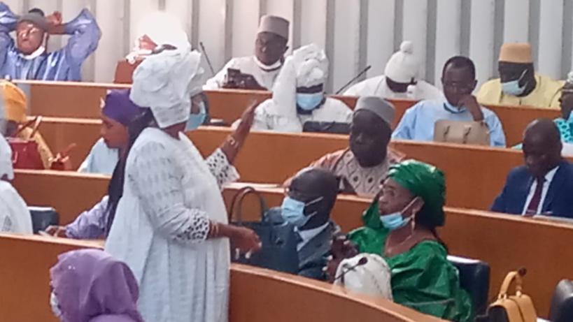 Assemblée nationale: la Session ordinaire inique a été ouverte à 11h 34