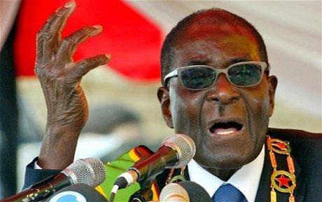 Le cri de détresse de Mugabe