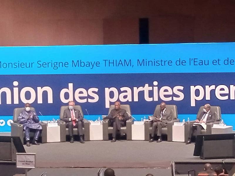 Forum mondial de l'eau : le Sénégal veut organiser un 9e Forum historique de tous les succès