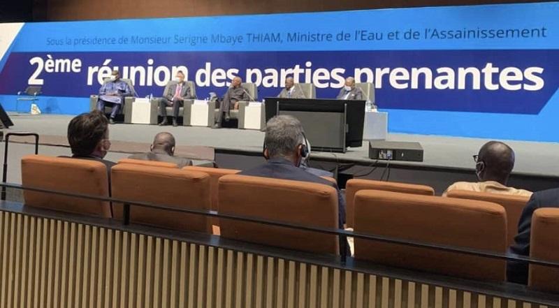 9e Forum mondial de l'eau: les parties prenantes se penchent sur l'organisation du programme final