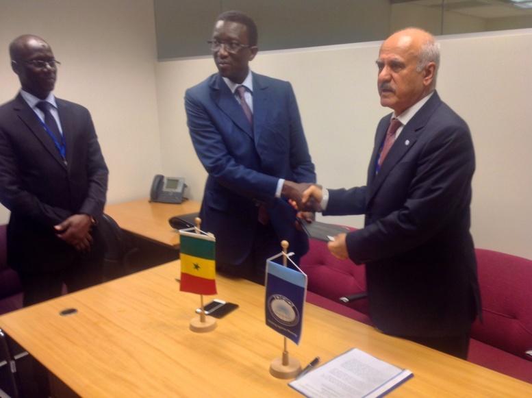 Infrastructures: 4,5 milliards pour le financement complémentaire de la route Joal-Keur Samba Dia Djiffere