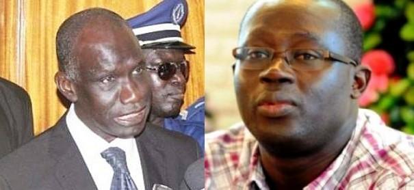 Sénégal vs Côte d'Ivoire du 16 novembre : Mbagnick Ndiaye convoque Augustin Senghor cet après-midi