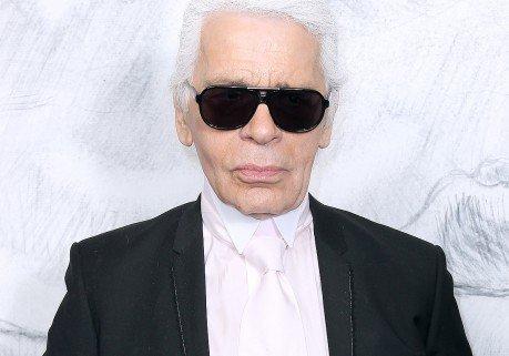 Karl Lagerfeld, prof VIP à Sciences Po