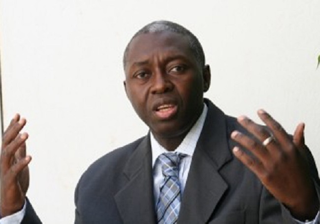 Mamadou Lamine Diallo : « les discours de Niasse nous écartent de la rupture…nous ne devons pas être des talibés de Macky Sall»