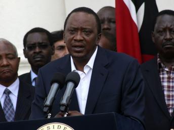 Uhuru Kenyatta exempté d'une partie des audiences devant la CPI