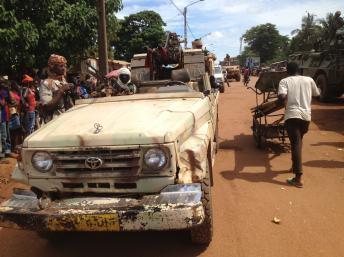 Centrafrique: «il faut que le gouvernement prenne ses responsabilités»