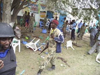 Somalie: au moins 16 morts dans un attentat suicide revendiqué par les shebabs