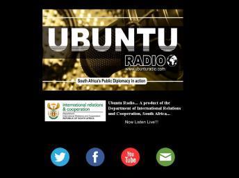 En Afrique du Sud, le ministère des Affaires étrangères lance sa propre radio