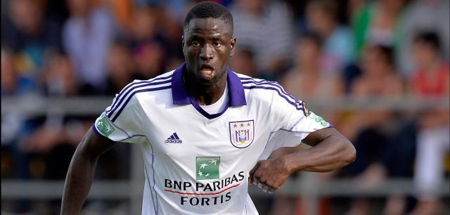 """Cheikhou Kouyaté d'Anderlecht : """"le PSG est une machine de guerre"""""""