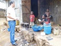 Une tournée de campagne pour Patrick Raharimanana, candidat à l'élection présidentielle malgache . DR