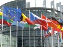 Le Parlement européen à Strasbourg. DR