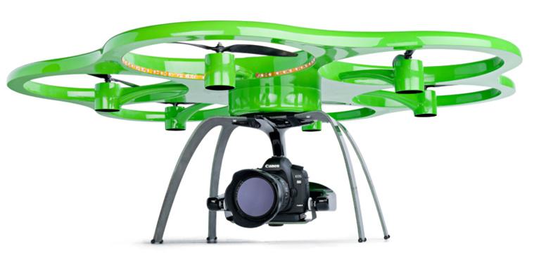 Drones et Journalisme : Demain, les ''dronalistes''