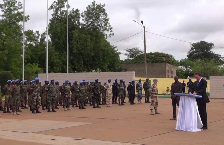 Tessalit, première attaque terroriste contre les casques bleus au Mali