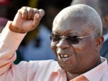 Le président mozambicain Armando Guebuza. Reuters/Grant Lee Neuenburg