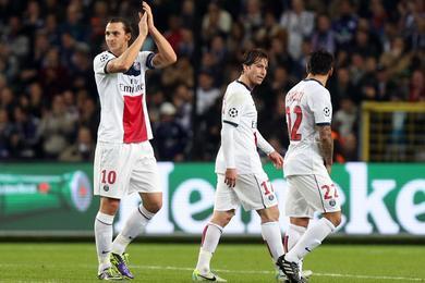 PSG : Ibra fait lever le stade et rejoint Van Basten, Shevchenko et Messi...