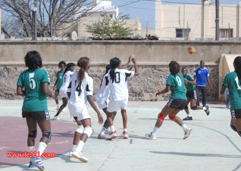 Handball: Finale de la coupe du Sénégal ce samedi