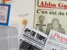 La couverture du rapport d'Amnesty International, intitulé «Les tactiques répressives contre les critiques du gouvernement doivent cesser». Amnesty International
