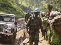 Les casques bleus ne parviennent pas à endiguer la violence qui ravage le Nord-Kivu. REUTERS/Kenny Katombe
