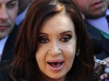 La présidente argentine, Cristina Fernandez Kirchner. ©Reuters.