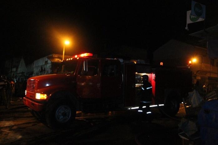 Incendie du marché de SANDAGA : Le Pds exige une enquête sérieuse