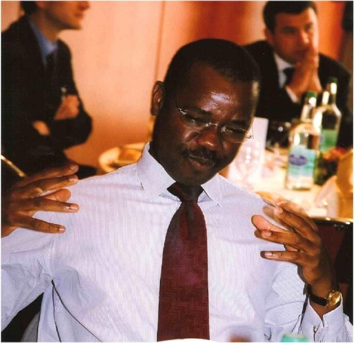 Décès à Paris de l'ancien ministre Amath Sall
